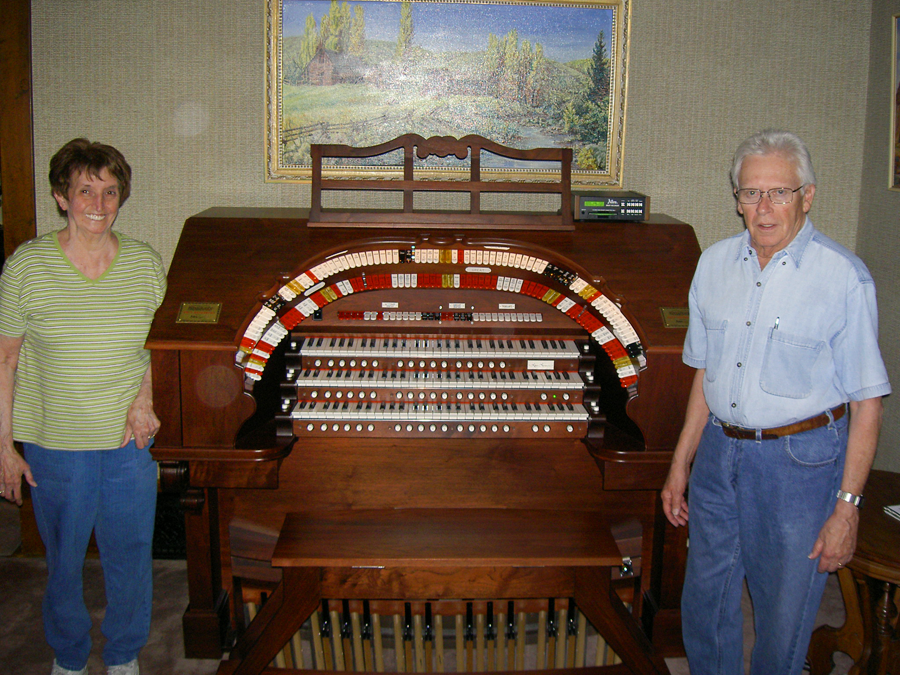Allen Theatre Organ