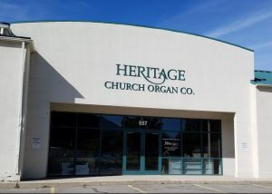 Heritage Church Organ Company